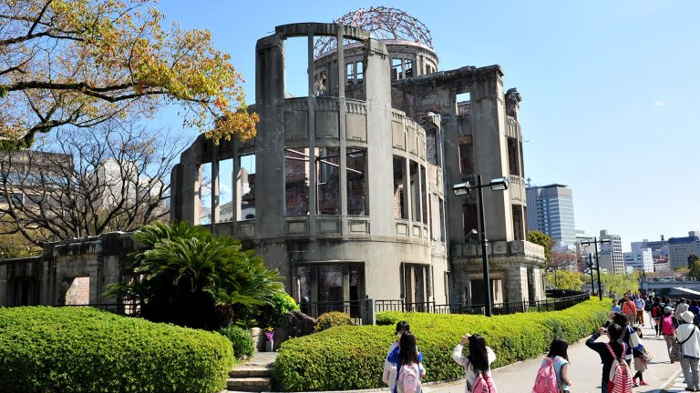 Day 9: Visiting Hiroshima, a day to remember