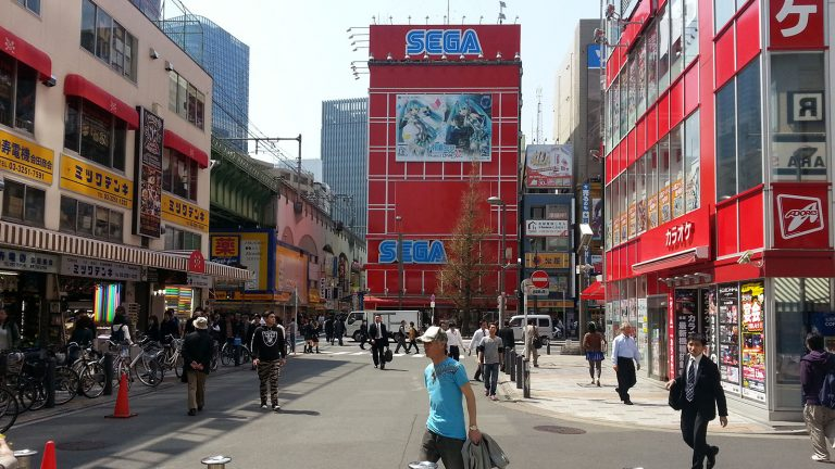 Day 21: A morning in Akihabara, Tokyo's Electric Town