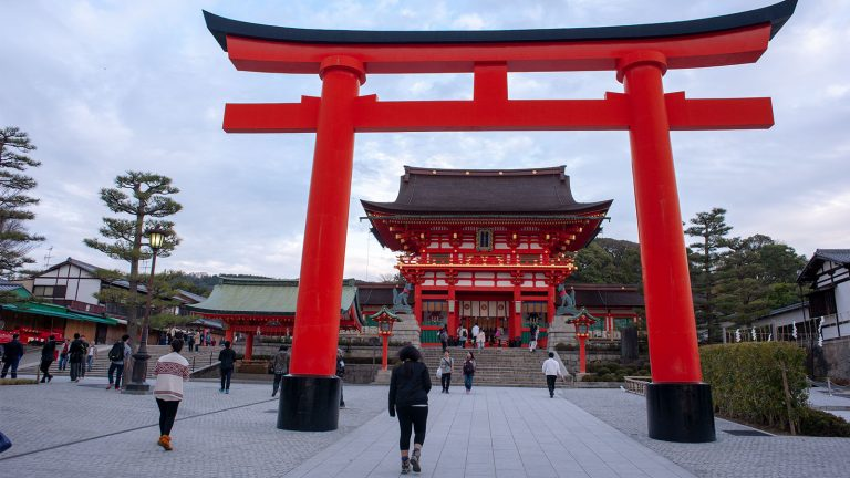 Day 15: A Day in Nara and 10,000 Gates