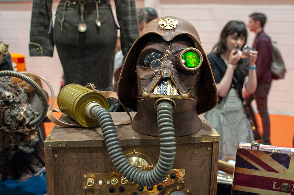 Darth Vader Steam Punk Mask