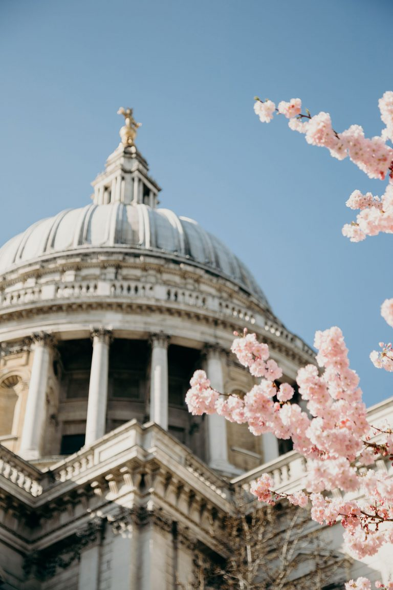 Places to see Cherry Blossoms in London